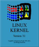 Linux 3.1 predlog za novi logo
