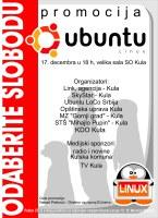 Ubuntu promocija u Kuli