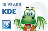 10 godina KDE desktopa