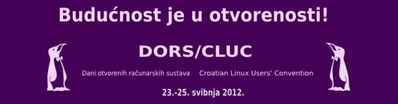 DORS/CLUC 2012