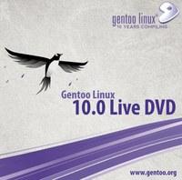 Izašao Gentoo-Live DVD