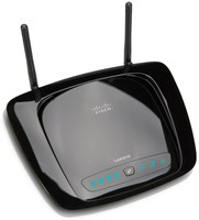 Linksys-Router WRT 160 NL