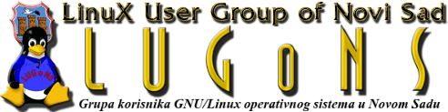Grupa korisnika GNU/Linux operativnog sistema - Novi Sad